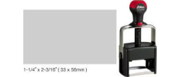 H-6006 - H-6006 Heavy Duty Self-Inking Stamp